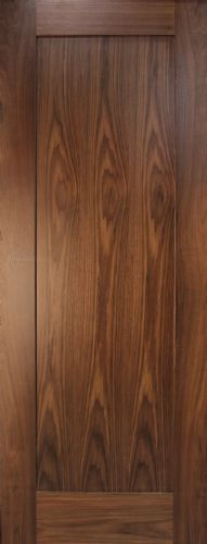 DOOR WALNUT HAMPTON SHAKER PREFINISHED 44MM (ALL SIZES)